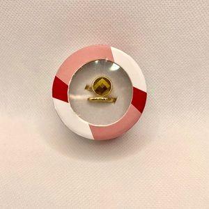 Erimish Adjustable Wrap Ring Gold